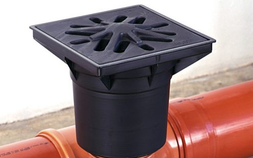 yard drains with pvc pipe